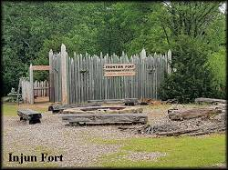 The Injun Fort